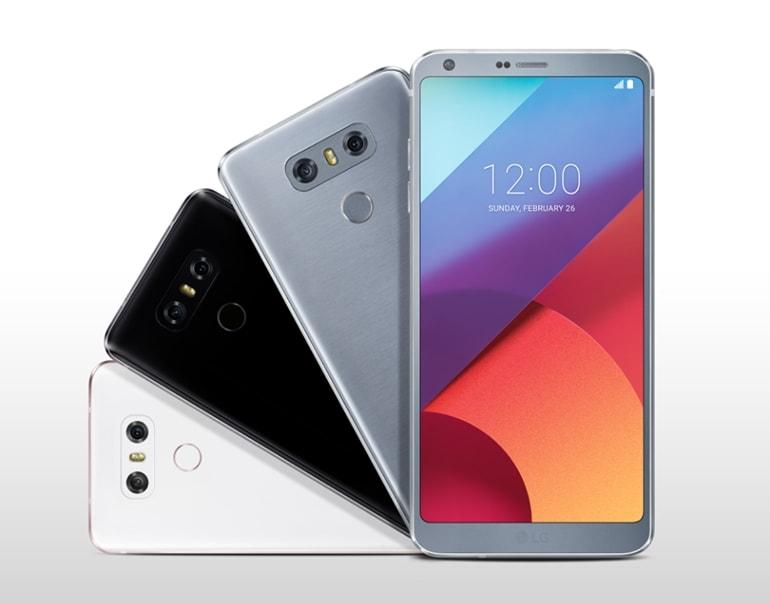 LG G6 - cameră foto