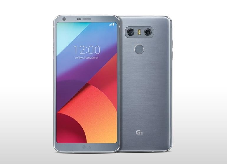 LG G6 - specificatii hardware