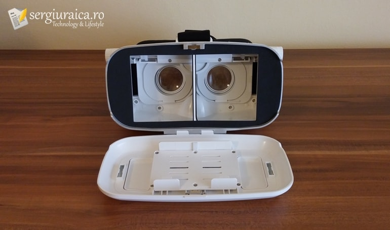 Shinecon 3D VR - smartphone-uri compatibile