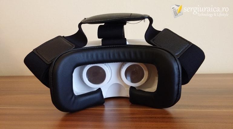 Shinecon 3D VR - material moale și confortabil