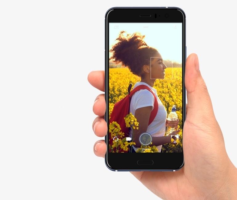 HTC U11 - cameră foto