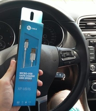 Cablu USB – microUSB A+ Charger REVIEW