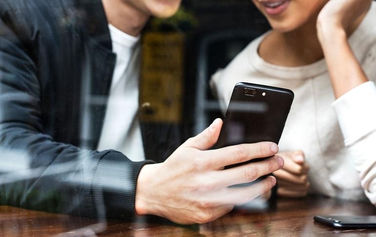 OnePlus 5 - cameră foto