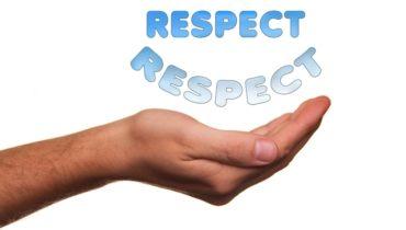Despre respect