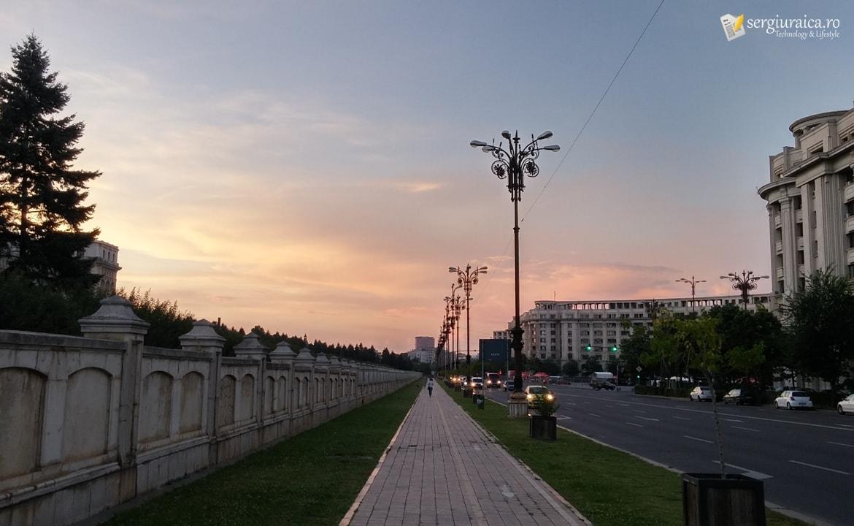 plimbare București