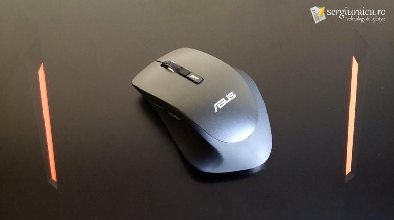 Mouse wireless ASUS WT425 REVIEW și păreri