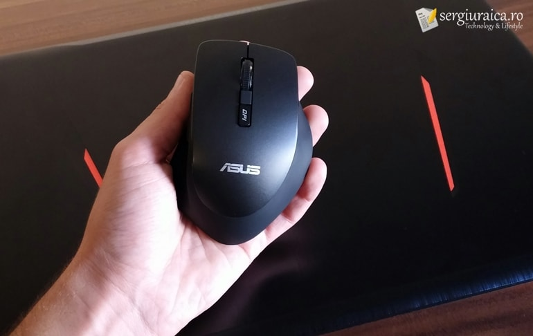Mouse wireless ASUS WT425 REVIEW
