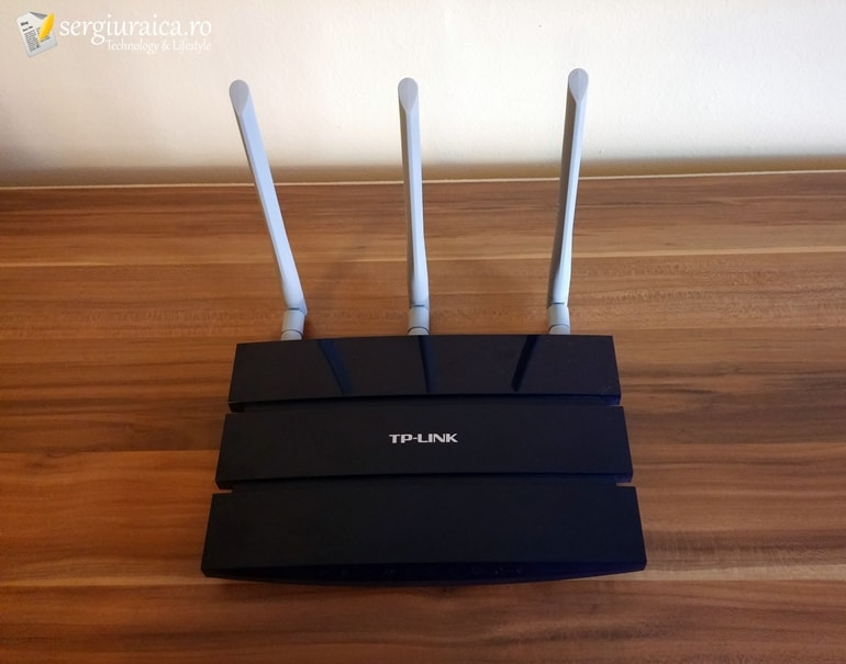 TP-Link TL-WR1043ND REVIEW - design