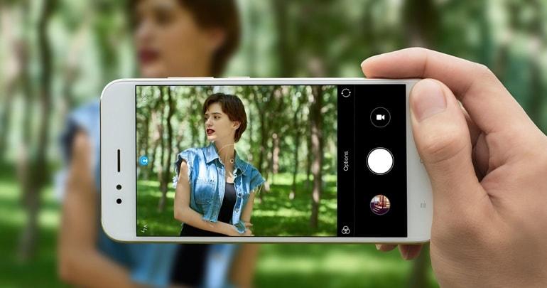 Xiaomi Mi A1 - cameră foto duală