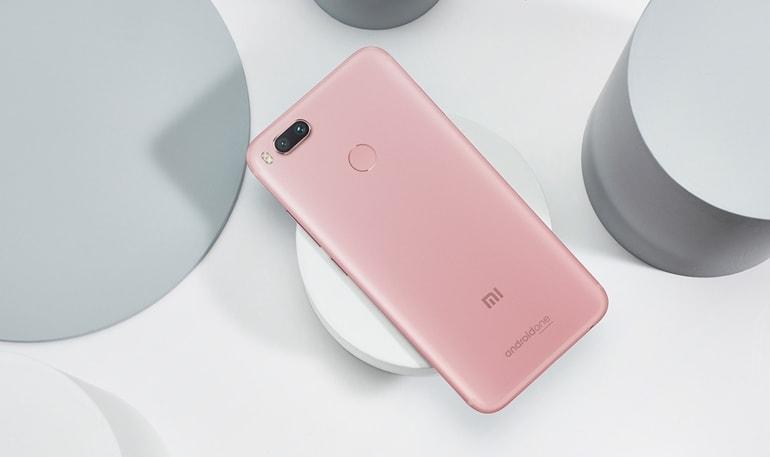 Xiaomi Mi A1 - senzor de amprentă