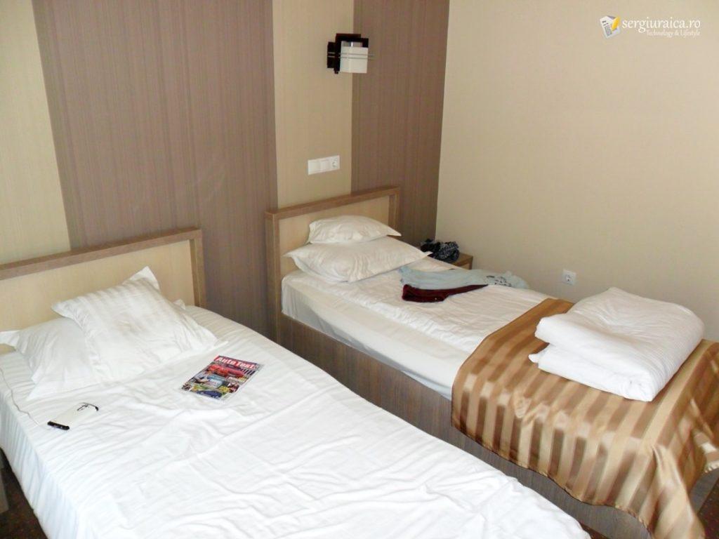 Pensiunea Jojo - suita - camera cu pat dublu
