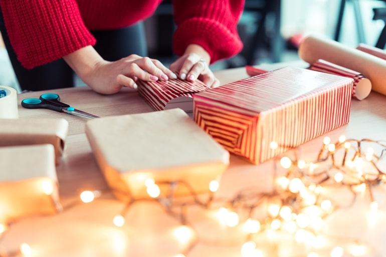 împachetare cadou - recomandări