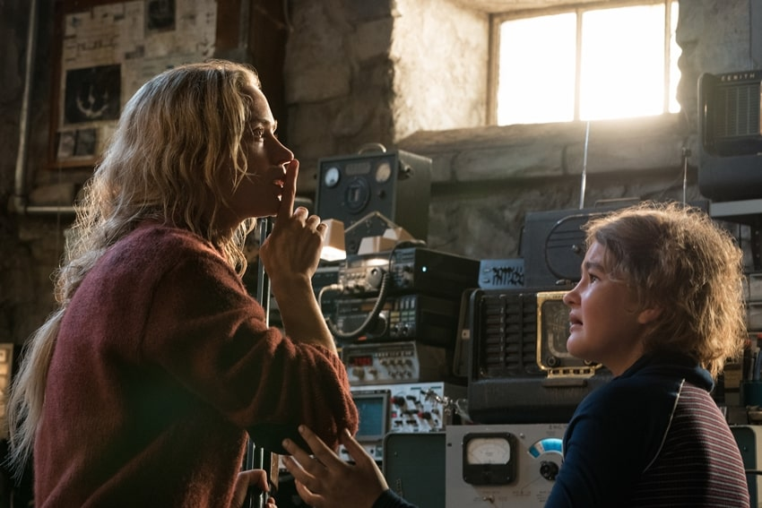 A Quiet Place - Fără zgomot! - Review